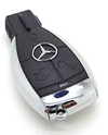 Mercedes keys Chester, Wirral Cheshire